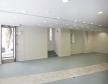 Interior space for exhibition